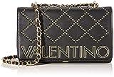 Valentino by Mario Mandolino - Borse a tracolla Donna, Nero, 8x13.5x18.5 cm (B x H T)