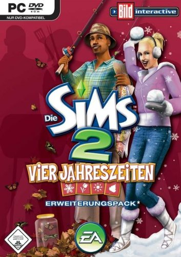 Electronic Arts - The Sims 2, Quattro Stagioni [Germania]