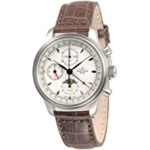 Zeno-Watch Reloj Mujer - NC Retro Chrono Fullcalendar - 9557VKL-g2-N1
