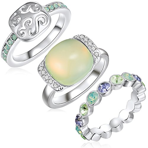 lilly-chloe-set-di-anelli-argento-verde-56-16