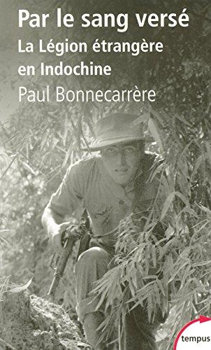 Par le sang versé par Paul BONNECARRERE