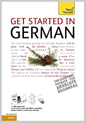 Get Started in German: Teach Yourself (Book/CD Pack)