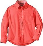 G.O.L. Jungen Hemden Kentkragen, Orange (Koralle 77), 176