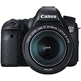 Canon EOS 6d Digital SLR Cámara (solo cuerpo) (Reacondicionado Certificado)