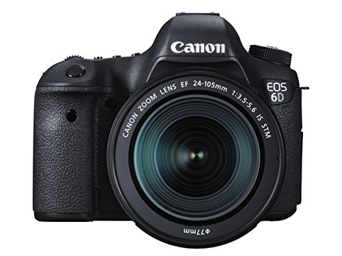 Canon EOS 6D Digital SLR Kamera (nur Korpus) (Generalüberholt) Refurbished Canon Digital
