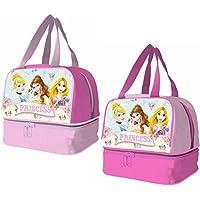 PRINCESAS Disney Bolsa portameriendas con Base
