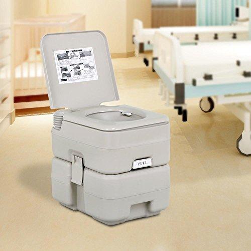 20l Portable Toilet - Buyitmarketplace.co.uk