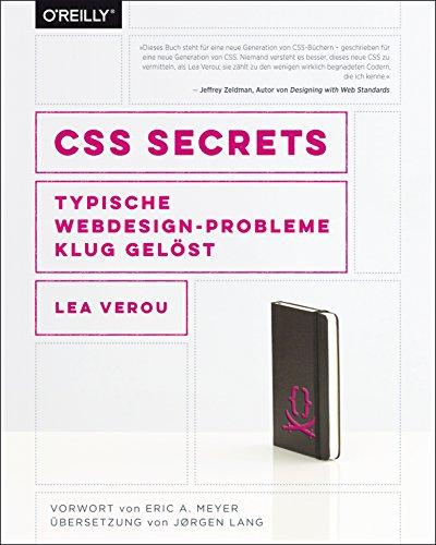 CSS Secrets: Typische Webdesign-Probleme klug gelöst (Lange Grafik)