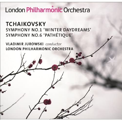 """Tchaikovsky, P.I.: Symphonies Nos. 1, """"Winter Daydreams"""" and 6, """"Pathetique"""""""