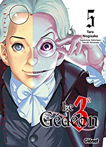 Le Troisieme Gedeon Edition simple Tome 5