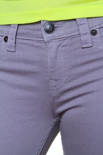 True Religion Jeans Skinny SERENA MID RISE SPR SKI Grigio