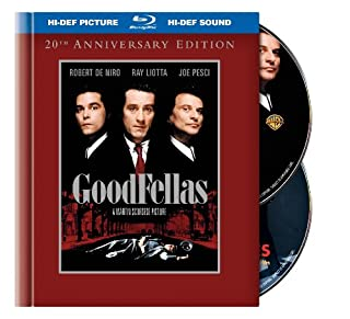 Goodfellas [Blu-ray] [US Import] (B002UOMGVU) | Amazon price tracker / tracking, Amazon price history charts, Amazon price watches, Amazon price drop alerts