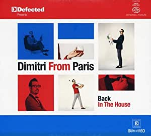 Defected Pres.Dimitri from Paris-Back in the House