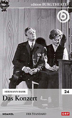 Das Konzert / Hermann Bahr