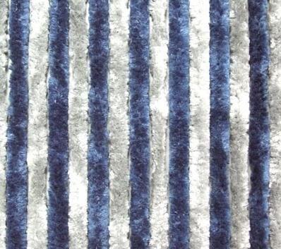 chenille-rideau-a-lanieres-protege-mouche-56-x-185-cm-bleu-gris-neuf