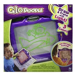 Glo Doodle - 6012181 - Loisir Créatif - Ardoise Magique - Glo Doodle