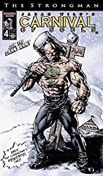 CARNIVAL OF SOULS: The Strongman (Carnival Of Souls Graphic Novel Book 4)