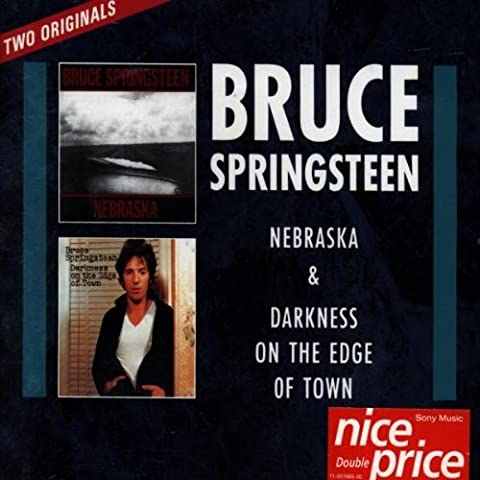 Nebraska & Darkness On The Edge Of Town by Bruce Springsteen (1992-07-27)