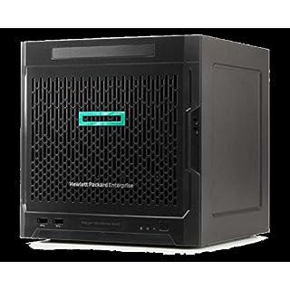 HPE ProLiant MicroServer Gen10 X3216 8 GB-U 1TB 4LFF Nicht Hot-Plug-fähig SATA 200-W-Netzteil Einstiegsserver 1J VOS