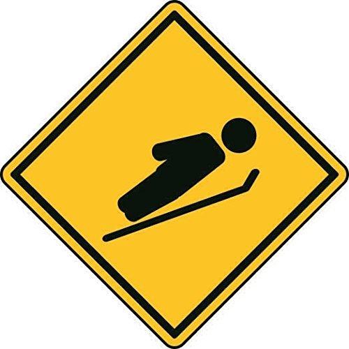 U24 Aufkleber Vorsicht Skispringen Ski Autoaufkleber Sticker