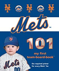 New York Mets 101 (My First Team-board-books)