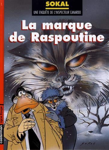 L'Inspecteur Canardo, tome 2 : La Marque de Raspoutine par Benoît Sokal