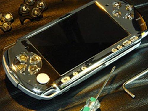 XCM - Faceplate PSP 3000 Chrome Edition (Psp Chrome)