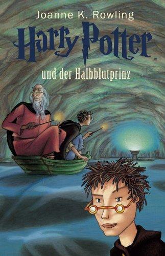 Buchseite und Rezensionen zu 'Harry Potter und der Halbblutprinz (Buch 6)' von Joanne K. Rowling