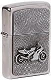 Zippo 50810009 Briquet Motorbike 3,5 x 1 x 5,5 cm