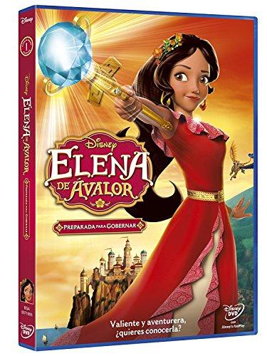 Elena De Avalor: Preparada Para Gobernar...