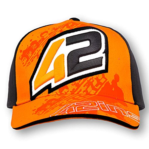 alex-rins-42-moto-gp-suzuki-orange-logo-kappe-offiziell-2017