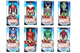 Marvel- Action Figure 15cm 8 Assortiti, Multicolore, B1686