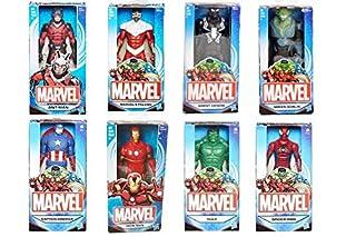 MARVEL AVENGERS FIGURINE CAPTAIN AMERICA (B00W1TD528) | Amazon Products