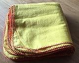 home-pack 10x Große 51cm/50,8cm Gelbe Staubtücher, professionelle Reinigung Polieren Staubwischen Tücher