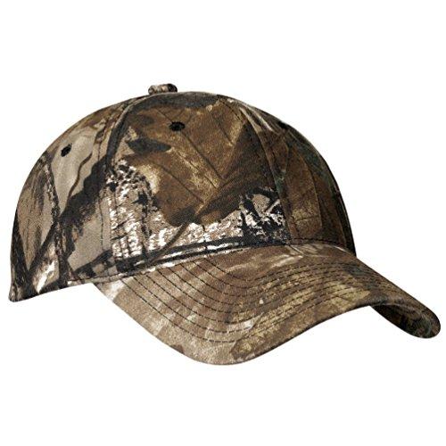 port-authority-mens-pro-camouflage-series-cap-real-tree-hardwoods-c855-osfa