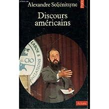 Discours américains