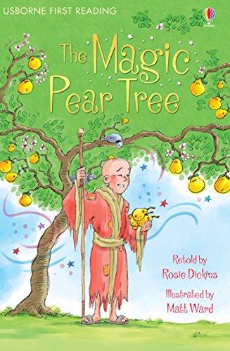 The magic pear tree : a folk tale from China