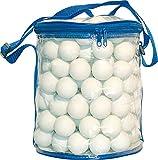 144 weiße Trainings-Tischtennisbälle inkl. Aufbewahrungsverpackung