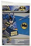 Amscan - Biglietti di invito per party, motivo: Batman, con buste