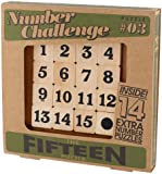 Number Challenge The Fifteen Puzzle