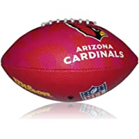 Wilson Football NFL Junior Arizona Cardinals Logo, Mehrfarbig, 5, WL0206814040