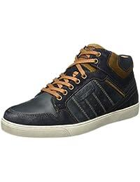 Australian Herren Kensington Leather Hohe Sneaker