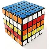 Cubo Shengshou con Sistema Antipop Stickerless Nivel 5x5x5 Speed Cube Magic Speedcube Rompecabezas 3D 4261d
