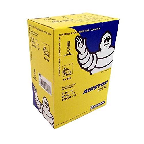 Chambre air moto Michelin 17 ME Valve TR4 (3.00-17, 100/80-17, 90/80-17)