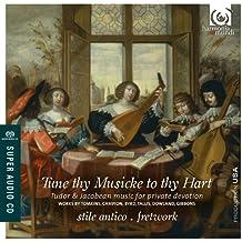 Musiques devotionnelles de la renaissance anglaise tomkins, amner, taverner, ram