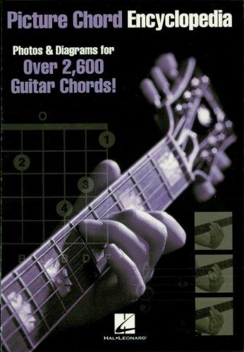 Picture Chord Encyclopedia: Photos & Diagrams for 2,600 Guitar Chords! (English Edition) eBook: Amazon.es: Tienda Kindle