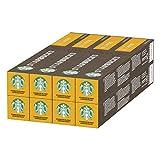 Starbucks Blonde Espresso Roast De Nespresso Cápsulas De Café De Tostado Suave, 8 X Tubo De 10Unidades 27 g