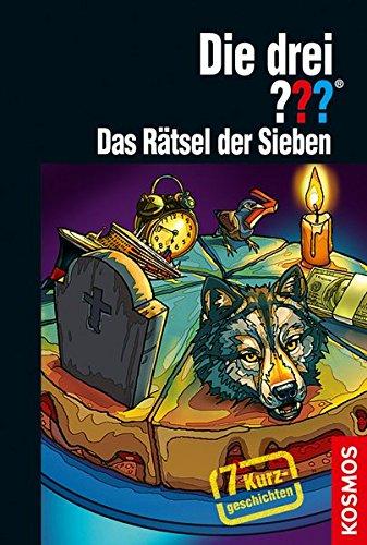 Buchseite und Rezensionen zu 'Die drei ???' von André Marx