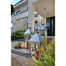 Lanterne per candele metallo for Ikea portacandele