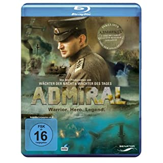 Admiral - Warrior. Hero. Legend. [Blu-ray]